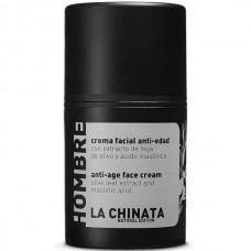 Anti-Age Face Cream 'Men' - La Chinata (50 ml)