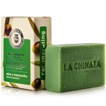 Handcrafted Soap 'Regenerating' Aloe & Camomile - La Chinata
