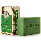 Handcrafted Soap 'Regenerating' Aloe & Camomile - La Chinata
