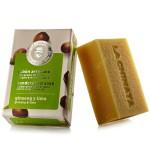 Handcrafted Soap 'Energizing' Ginseng & Lime - La Chinata