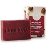 Handcrafted Soap 'Antioxidant' Grape & Rosemary - La Chinata