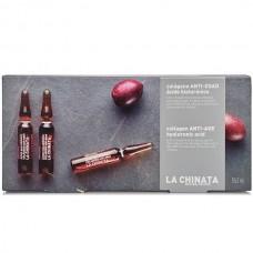 Anti-Age Collagen Ampoules - La Chinata (10 x 2 ml)