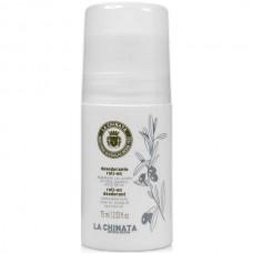 Unisex Roll-On Deodorant 'Natural Edition' - La Chinata (75 ml)