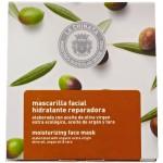 Moisturizing Face Mask 'Natural Edition' - La Chinata (5 x 8 ml)