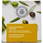 Nourishing Face Mask 'Natural Edition' - La Chinata (5 x 8 ml)