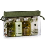 Travel Care Pack 'Natural Edition' - La Chinata