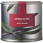 Scented Candle 'Cherry Blossom' (Tin) - La Chinata