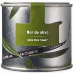 Scented Candle 'Olive Tree Blossom' (Tin) - La Chinata