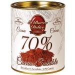 Breakfast Chocolate 70% - El Barco Delice (300 g)