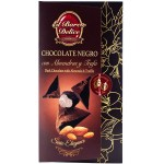 Dark Chocolate with Almonds and Truffle - El Barco Delice (100 g)