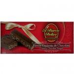 Crunchy Chocolate Turron - El Barco Delice (150 g)