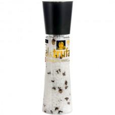 Sea Salt with Black Truffle (Huge Grinder) - Carmencita (360 g)