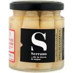 White Asparagus Tips 'Extra' (PGI Navarra) - Serrano (195 g)