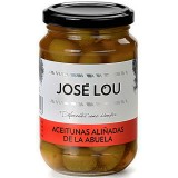 Split Green Olives 'Abuela' - José Lou (350 g)