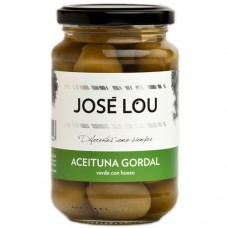 Whole Queen Olives - José Lou (355 g)