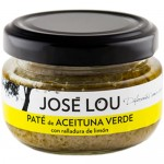 Green Olive Pâté with Lemon - Jose Lou