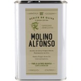 Extra Virgin Olive Oil 'Arbequina' (Can) - Molino Alfonso