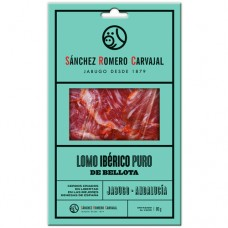 Acorn-Fed Pure Iberian Loin (Sliced) - SRC (80 g)