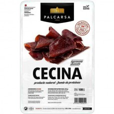 Smoked Cecina from Leon (Sliced) - Palcarsa (100 g)