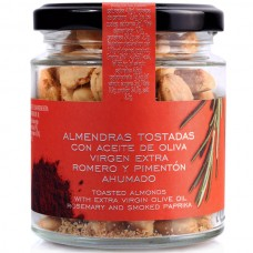 Toasted Almonds with Rosemary & Paprika - La Chinata
