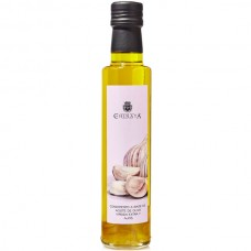 Extra Virgin Olive Oil 'Garlic' - La Chinata (250 ml)
