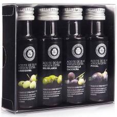 Extra Virgin Olive Oil 'Mini Tasting Box' - La Chinata