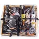Medium Gourmet Gift Basket 1 - La Chinata