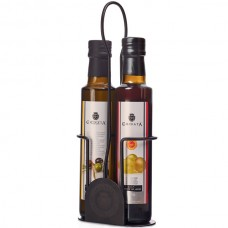 Olive Oil & Vinegar Set (Metal) - La Chinata (2 x 250 ml)