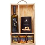 Small Gourmet Case (Wooden) - La Chinata