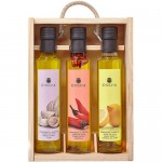 Extra Virgin Olive Oil '3-Flavour Case' - La Chinata (3 x 250 ml)
