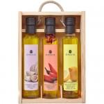 Extra Virgin Olive Oil '3-Flavour Case' - La Chinata (3 x 250 ml)