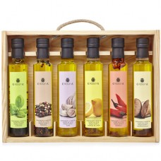 Extra Virgin Olive Oil '6-Flavour Case' - La Chinata (6 x 250 ml)