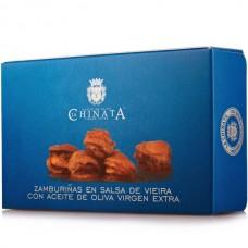 'Zamburiñas' in Scallop Sauce - La Chinata (115 g)