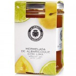 Apricot Jam with Lime - La Chinata