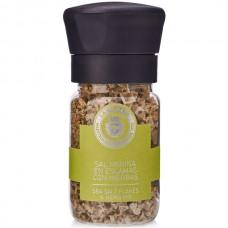 Sea Salt Flakes & Herb Mix (Grinder) - La Chinata (35 g)