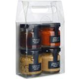 Vegetable Spread Pack 'Mini' - La Chinata (4 x 34 g)