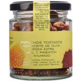 Toasted Pistachios with Honey & Smoked Paprika - La Chinata