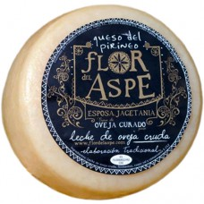 Cured Sheep Cheese - Flor del Aspe