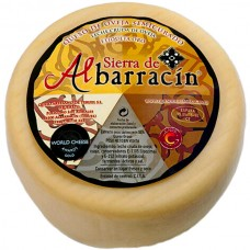 Semi-Cured Sheep Cheese 'Gold Label' - Sierra de Albarracin