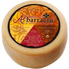 Semi-Cured Sheep Cheese 'Red Label' - Sierra de Albarracin