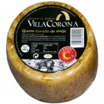 Cured Sheep Cheese - Villa Corona