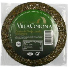 Cured Sheep Cheese with Rosemary - VillaCorona